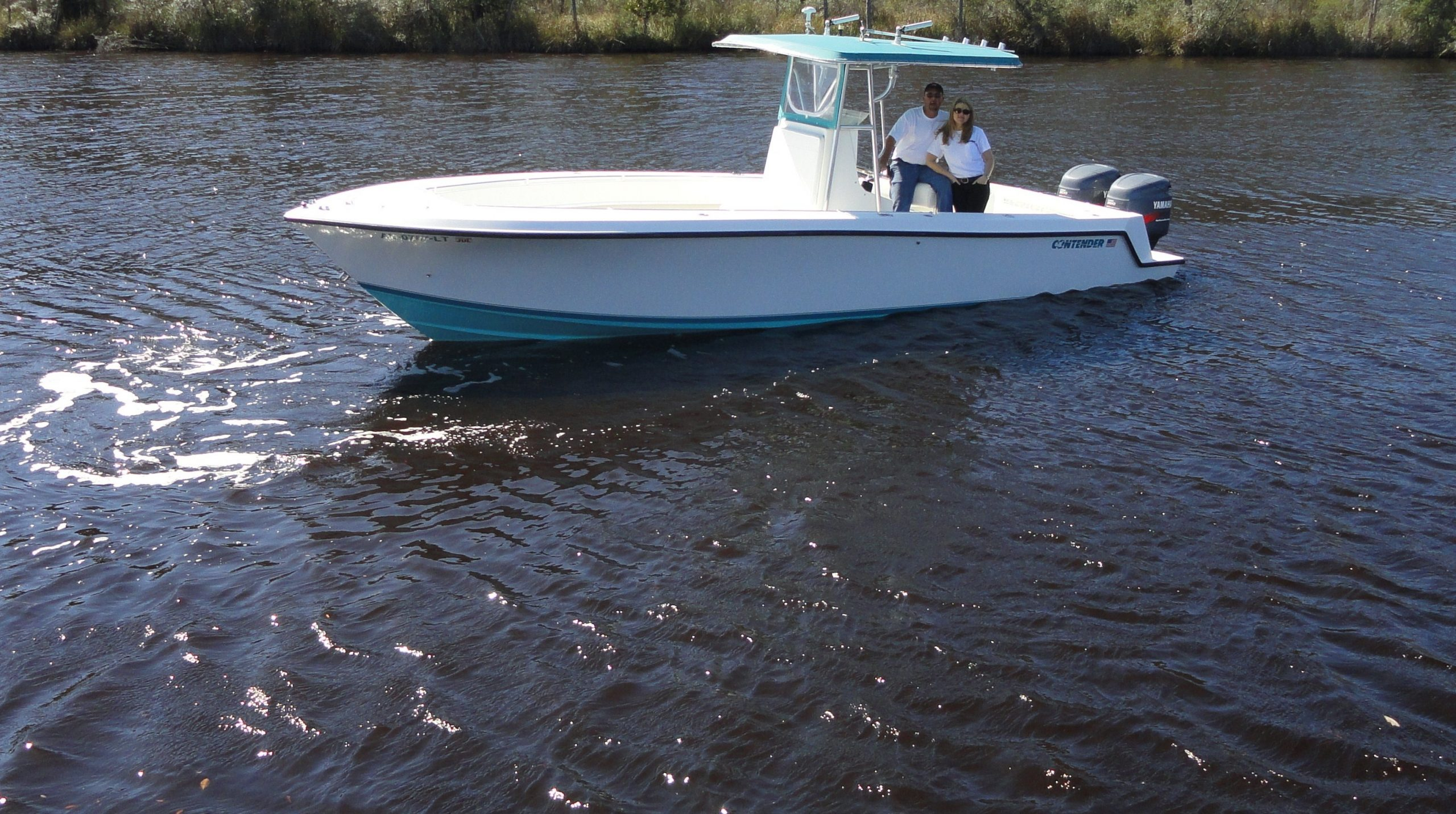 The Reel Contender Fishing Charter Panama City Florida